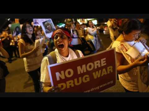 Mexico Drug War by Gioia Gaita