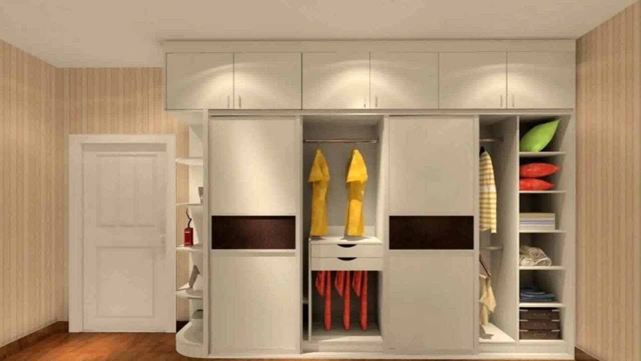 Sliding Door Wardrobe Designs For Bedroom Indian Daddygif Com See Description Youtube