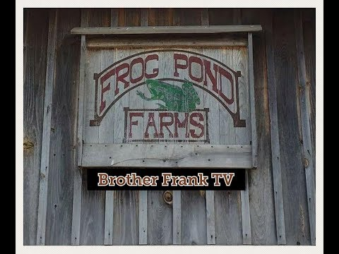 Frog Pond Farms & The General Lee Truck in New York State!!! Awesome!!!