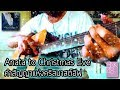 (BNK48/AKB48) Anata to Christmas Eve - Fingerstyle Guitar