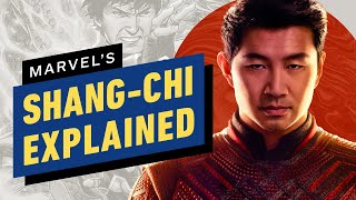 Marvel's Shang-Chi Movie Explained