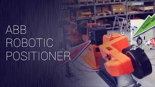abb robotic positioner dynamic model