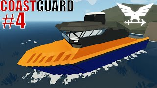 Downstairs Bunk Room! -  Stormworks: Build and Rescue  -  Coastguard  -  Part 4
