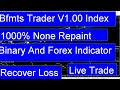 Forex Binary Indicator 90% Signal Win Binary Can Work