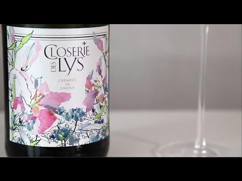 Firadis WINE CLUB 30 シャトー・アントニャック クロズリー・デ・リ クレマン・ド・リムー(フランス・ラングドック 白スパークリングワイン)