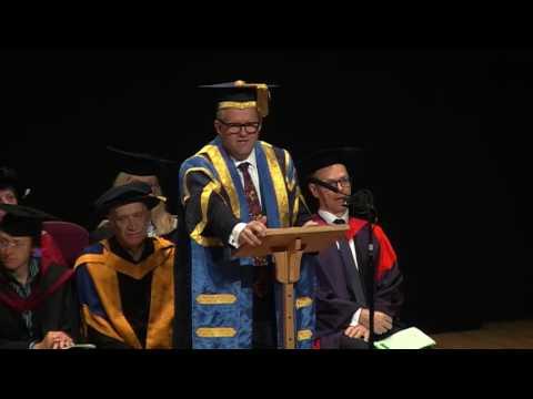 Cambridge graduation ceremony (11am), 19 October 2016