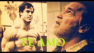 Arnold LLORA a su Mejor AMIGO Franco Columbu