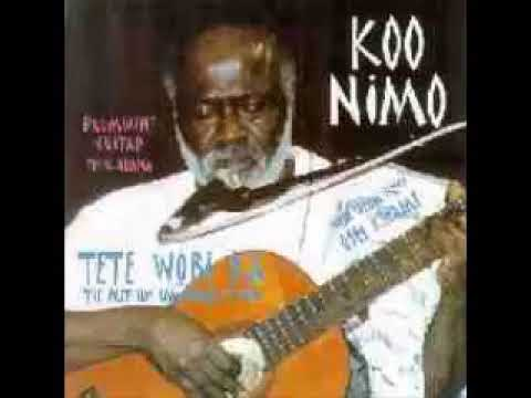 Koo Nimo ‎– Ohia Ye Ya : 70's GHANA Highlife Folk Country West African Music FULL Album Songs