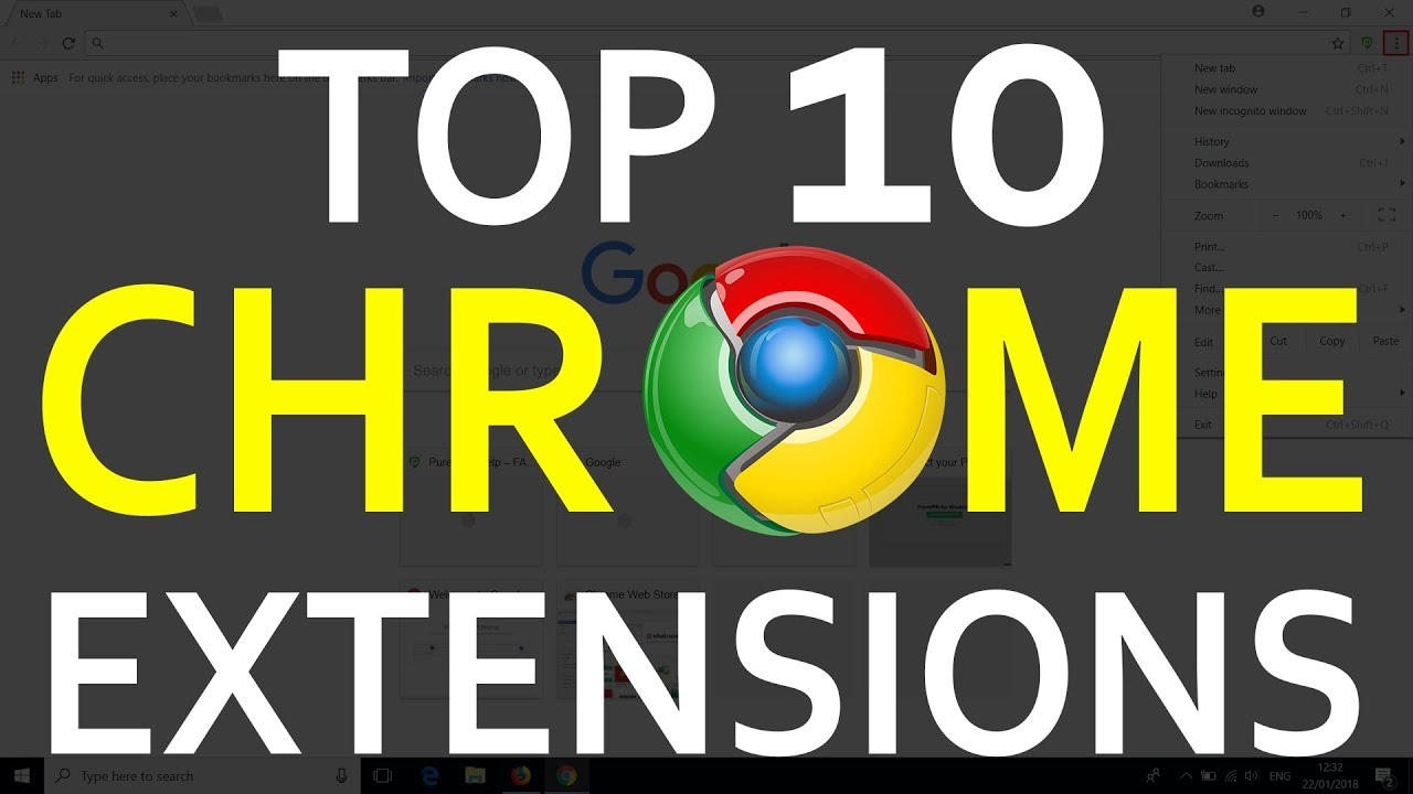 Top 10 Chrome Extensions That Are Amazingly Useful! - Best Chrome  Extensions 2018
