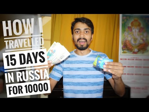 My Russia & Kazakhstan Trip Expense : Flights ,Visa ,Food ,Travel ,Hotels ,Train ,Sightseeing