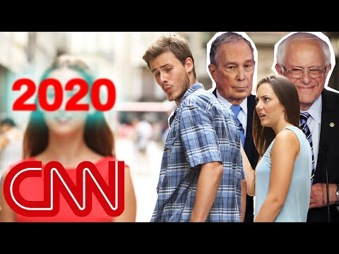 Why 2020 Is The 'meme Election'