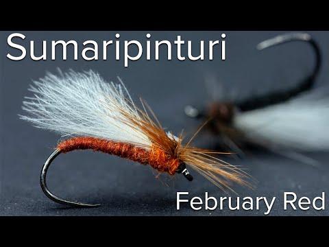 Sumaripinturi-February Red