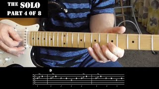 How To Play 'Roll Over Beethoven' - The Intro & Solo - Chuck Berry Rock 'n' Roll Guitar Tutorial