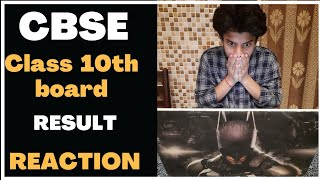 MY CBSE CLASS 10TH BOARD RESULT 2020 || RESULT REACTION  ||