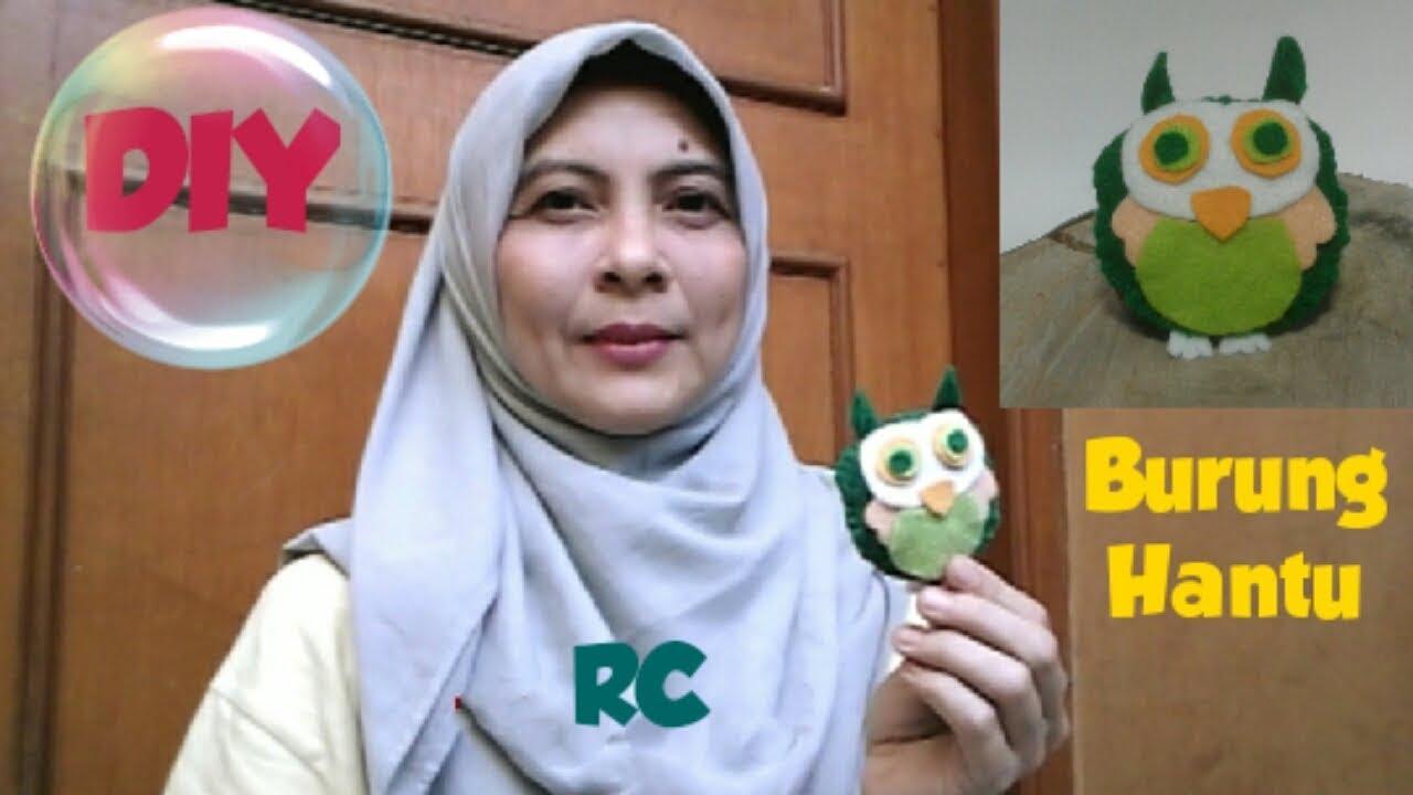 23++ Boneka burung hantu cara membuat boneka hewan dari kain flanel beserta gambarnya terbaru