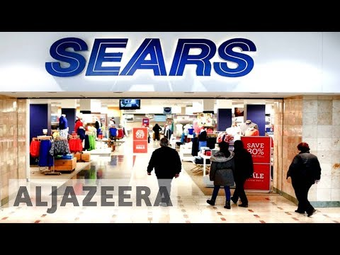 Thousands jobless as Canadian retailer Sears closes over bankruptcy