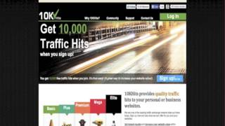 the best way to generate traffic online free and easy