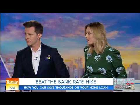 How to beat a bank rate rise   Today Show
