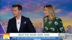 How to beat a bank rate rise | Today Show