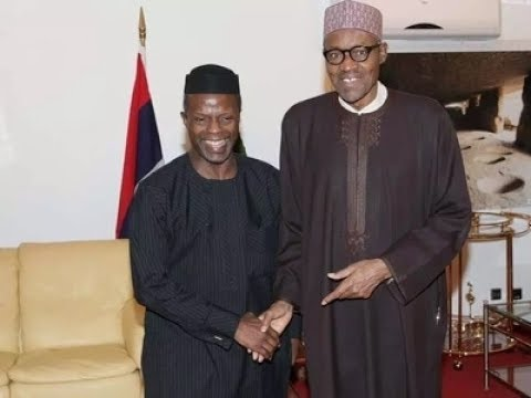 osibanjo and buhari