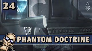 Phantom Doctrine - KGB Campaign - Part 24 - Tai-Pan [No Mission / Story Cinematic]
