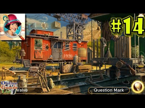 June's Journey Hidden Object - Chapter 3, Scene 15 and Final Gameplay #14
