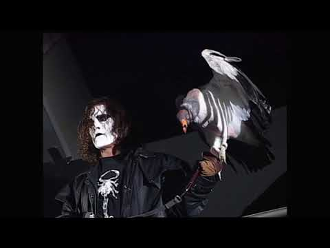Memory For Brandon Lee: WCW Sting The Crow Debut