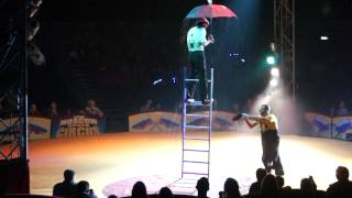 The Moscow state circus in Bristol