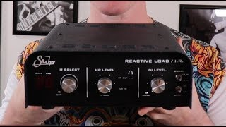 Suhr Reactive Load IR - Keep the Soundman AND the Neighbors Happy!