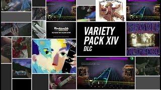 Variety Pack XIV - Rocksmith 2014 Edition Remastered DLC