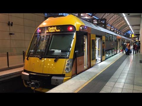 Sydney Trains Vlog 658: Olympic Park Part 2
