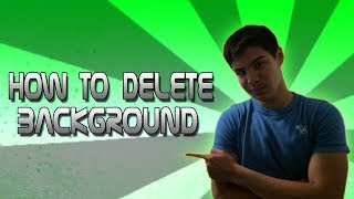 How To Crop Yourself Into a Picture #WEEKLY TUTORIAL