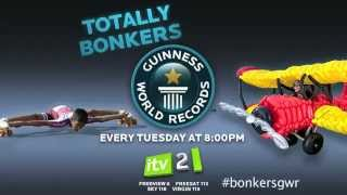 Rajdeep Singh in England TV show Totally Bonkers, Guinness World Records (Promo).FLV