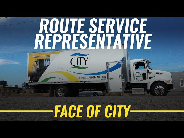 Route Service Representatives | The Face of CITY