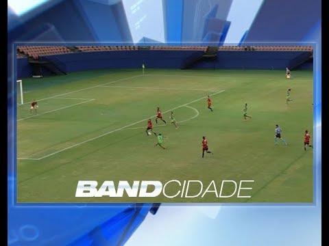 Mesmo em jogo ruim, Iranduba vence Sport com gol no fim da partida