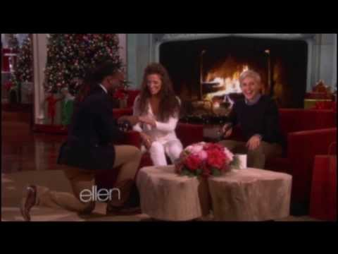Pirates' Andrew McCutchen proposes on 'Ellen' show