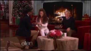 Pirates' Andrew McCutchen proposes on 'Ellen' show