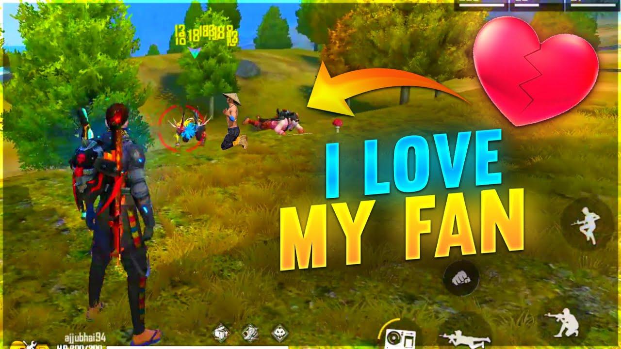 My Fan Gives Me BOOYAH 😭💕 || Free Fire || Desi Gamers
