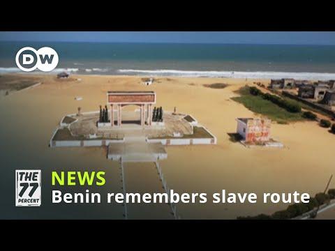 Benin commemorates historic slave route