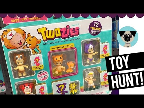Toy Hunting in Colorado! Twozies, Squinkies, Finding Dory, Shopkins, Barbie & More!