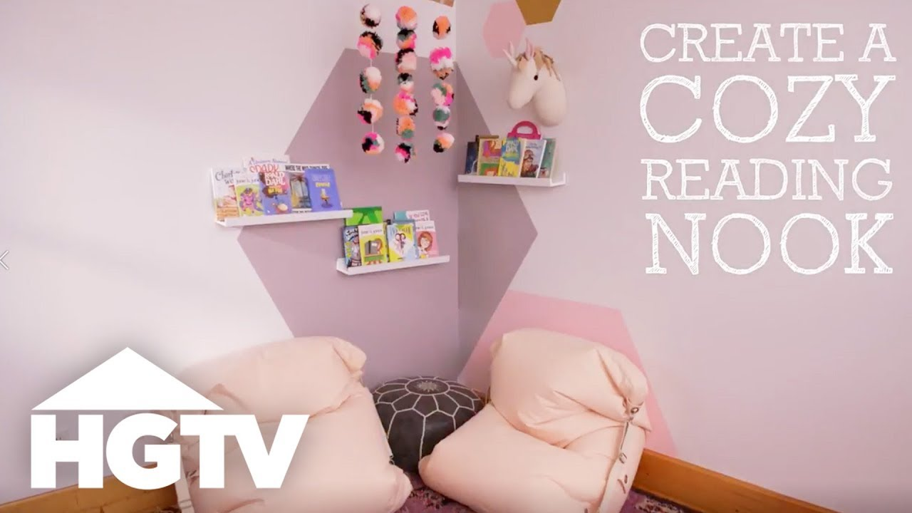 Colorful, Creative Kid\'s Room Design Ideas - HGTV