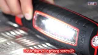 Sealey LED360 Cordless 360 Degree Lithium ion Inspection Lamp