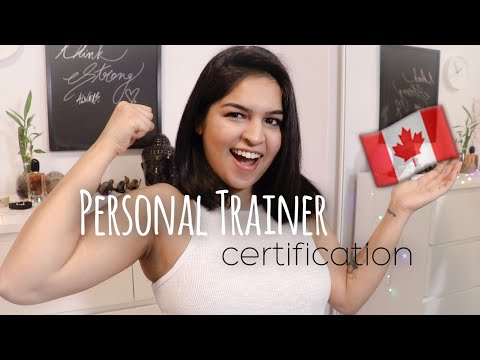 HOW TO | Get Started As A Personal Trainer | Working In Canada