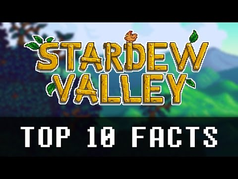 10 AMAZING Facts about Stardew Valley