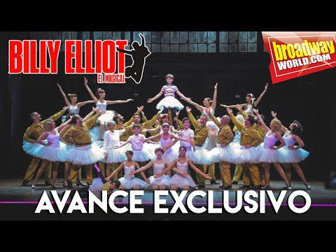BILLY ELLIOT - Highlights del Musical (Nuevo Teatro Alcalá, Madrid)