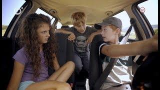 Deti uniesli auto (PRÁZDNINY)