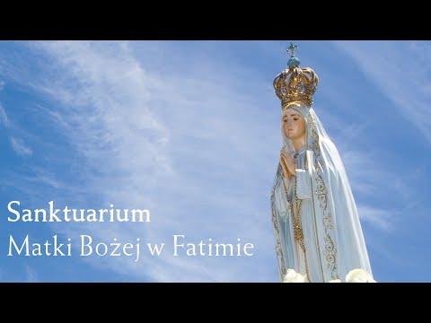Sanktuarium Matki Bożej w Fatimie (25.03.2020) #fatima