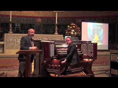 Behind the Pipes: The Organs of Trinity Church Boston