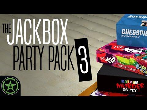 Achievement Hunter Live Stream - Jackbox Party Pack 3 Mp3