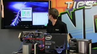 Intel Thunderbolt RAID Showcase - FEEL THE THUNDER (and performance) - NCIX Tech Tips
